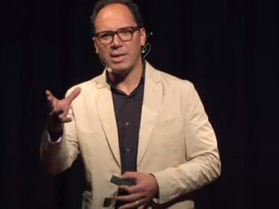 Dar te lleva a lugares inesperados   Sebastian Sosa   TEDxEstaciónEwald
